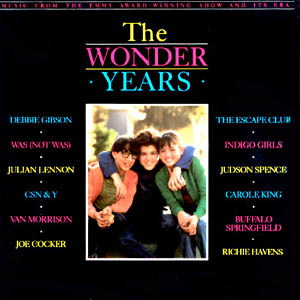 CD The Wonder Years
