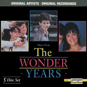 CD Box Music from The Wonder Years