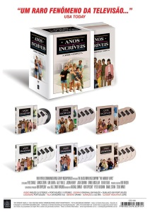 Brazilian DVD Edition of The Wonder Years