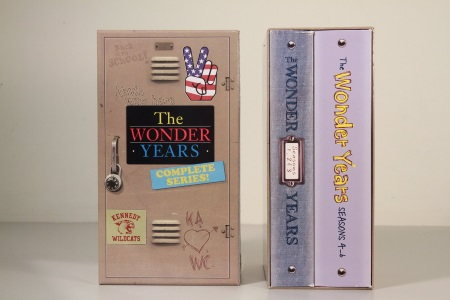 US/Canada DVD Edition of The Wonder Years