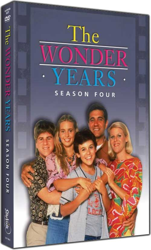 The Wonder Years (TV Show) > TWY on DVD