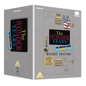 UK DVD Edition of The Wonder Years